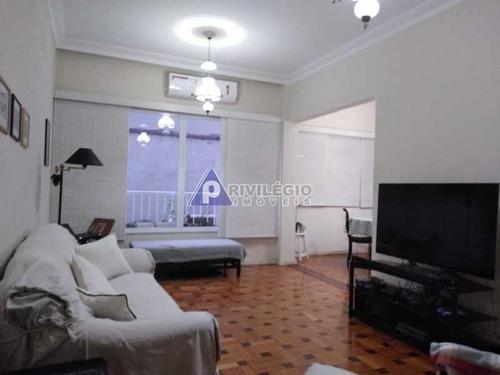 Apartamento À Venda, 3 Quartos, Flamengo - Rio De Janeiro/rj - 21343