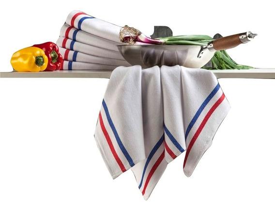 Repasador Guarda Frances X12 Gastronomía Fajinar Profesional