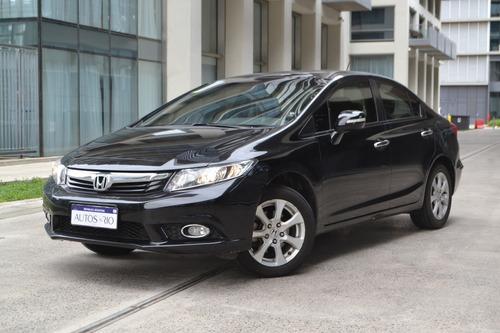 Honda Civic Exs Automatico 2013