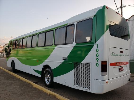 Busscar 340 Mercedes 0400r Curto Executivo Com Ar 2000