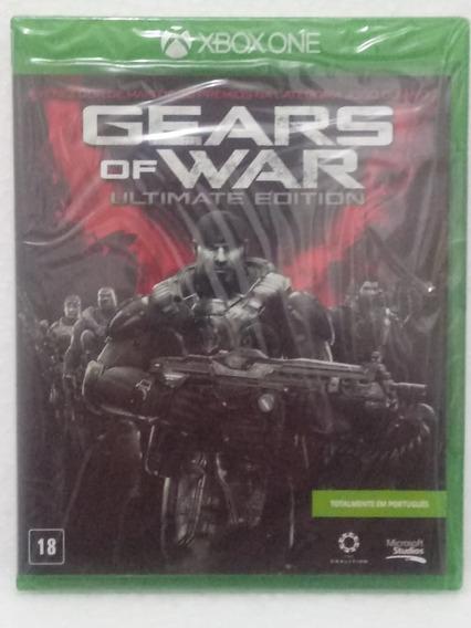 Gears Of War - Ultimate Edition (novo E Lacrado)