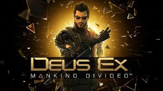 Deus Ex: Mankind Divided - Steam Key - Pc