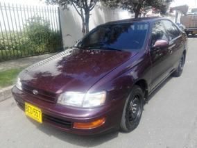 Toyota Corona 1995 Segundo Dueño