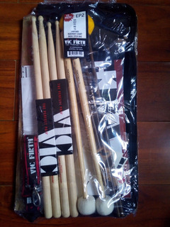 Banquetas Vic Firth Ep2
