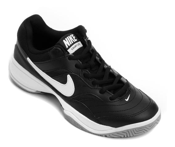 Tênis Masculino Wmns Nike Court Lite Em Couro Colonelli