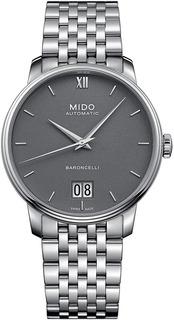 Mido Baroncelli Big Date M027.426.11.088.00 Fotos Reales