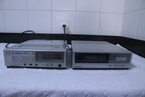 Video Cassete Panasonic Pv 8000 Com Tuner - Antigo Anos 80!