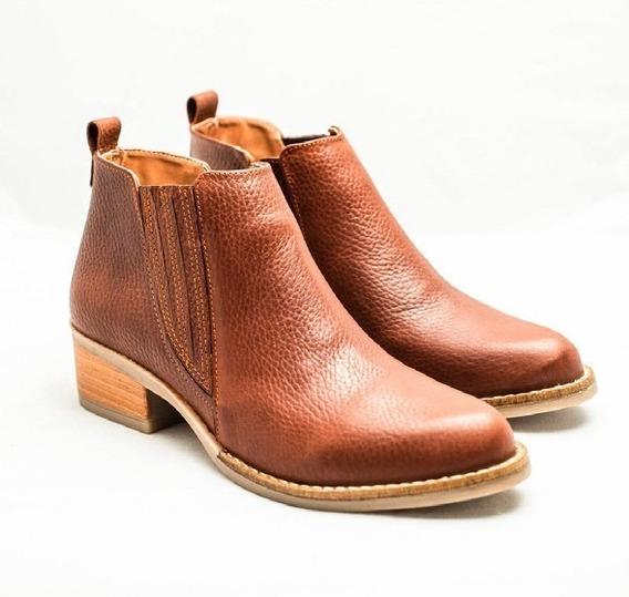 Zapato De Cuero Excelente Calidad