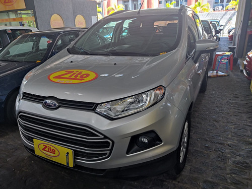 Ford Ecosport Ecosport Se 1.6 16v Powershift (flex)