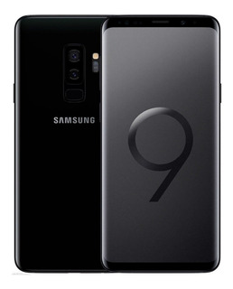 Samsung Galaxy S9 Plus Color Negro6 Gb Ram G965u Desbloque