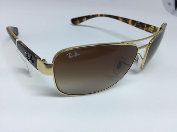 Oculos Solar Ray Ban Rb3518l 001/13 63 Original Pronta Entre