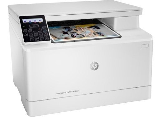 Impressora Multifuncional Hp Color Laserjet Pro M180nw 110v