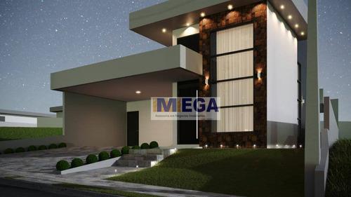 Casa Com 3 Dormitórios À Venda, 173 M² Por R$ 1.007.000 - Jardim São Marcos - Valinhos/sp - Ca2153