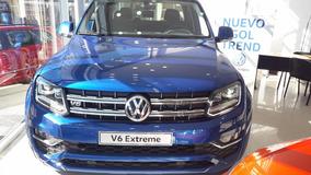 Okm Volkswagen Amarok V6 3.0tdi 4x4 Extreme Aut Tasa 0% Alra