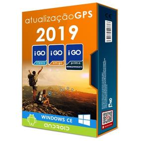 Cartão De Memoria Gps Central Multimidia Atualização 2019