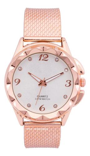 Imagem 1 de 6 de Relógio Feminino A Prova Dágua Várias Cores Preço Promoção