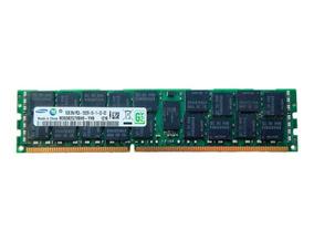 Memória Servidor Dell/hp/ibm 16gb Pc3l-10600r Ecc Reg Ddr3