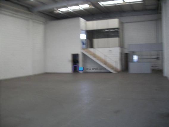Galpão Comercial Para Locação, Vila Anastácio, São Paulo. - Ga0344