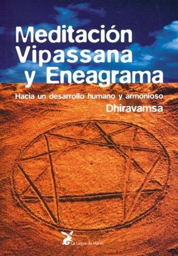 Imagen 1 de 3 de Meditación Vipassana Eneagrama, Dhiravamsa, Liebre De Marzo