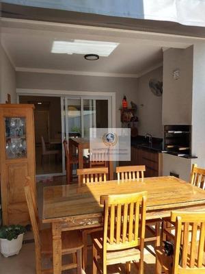 Casa Com 3 Dormitórios À Venda, 170 M² Por R$ 850.000 - Jardim Dos Calegaris - Paulínia/sp - Ca0993