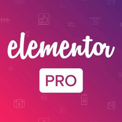 Imagem 1 de 1 de Elementor Pro + Landing Pages + Temas+ Addons +