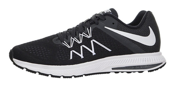 Tenis Nike Zoom Winflo 3 Men 831561-001 Original Env Gra