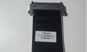Cabo Flat Lvds Tcon Tv Sony Kdl-32ex525 - 1-838-883-11