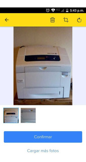 Impresora Xerox Color Cube 8570