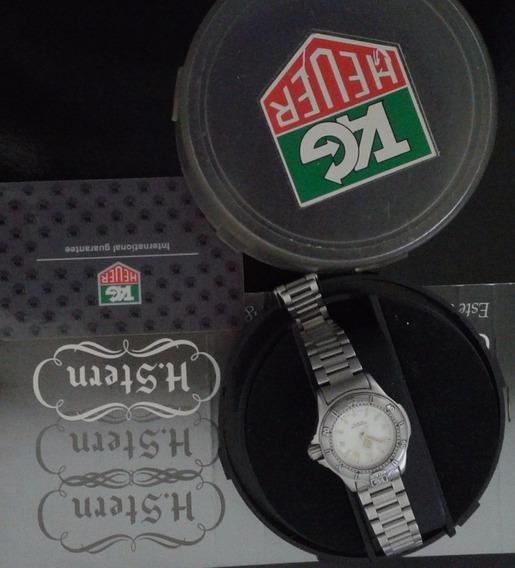 Relógio Tag Heuer Mod Wf 1412-0