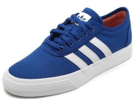 Tenis adidas Adiease Azul