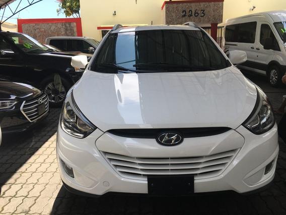 Hyundai Tucson Limited 2015 Blanco
