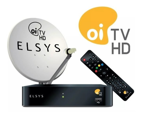 2 Kit Oi Tv Hd Completo Produto [ Novo ] Na Caixa