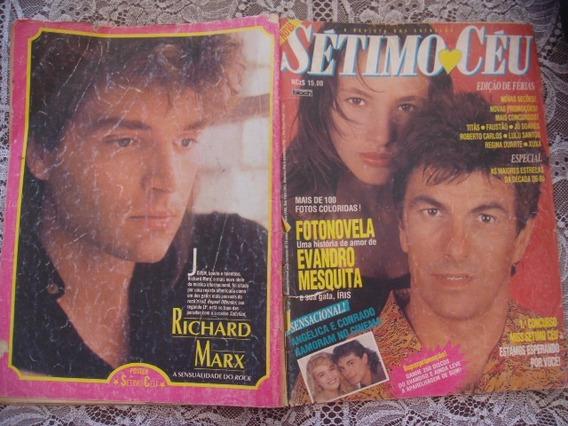 Sétimo Céu 147 - 12/89 Xuxa / Angelica / Evandro Mesquita