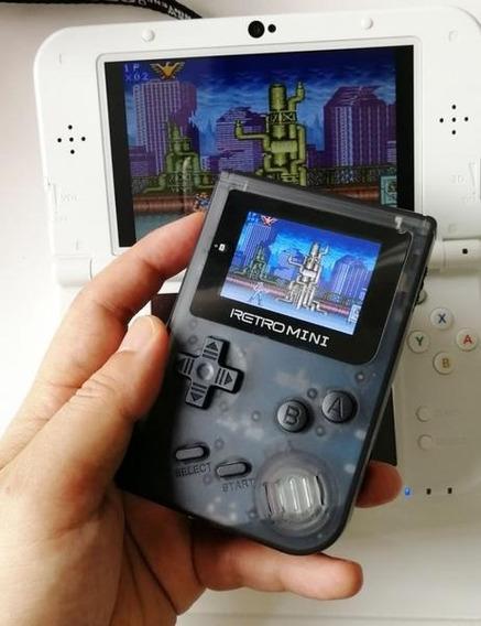 Retro Mini Gb Advance Nintendo Frete Grátis + Super Brinde !