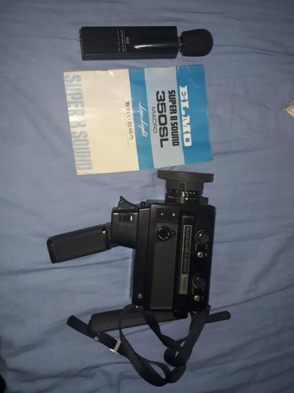 Filmadora Super 8mm Sound