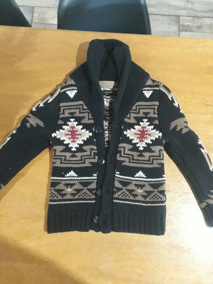 Hermoso Saco Cardigan Little Akiabara Impecable
