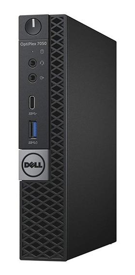Desktop Dell Optiplex 7050 Micro Core I7-7700 8gb-ram Hd500