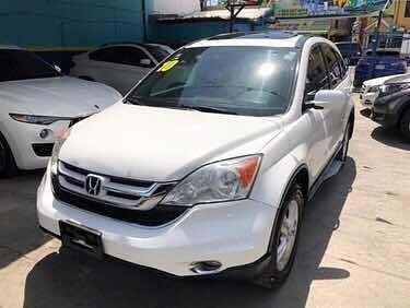 Honda Cr-v 2010 Ex-l