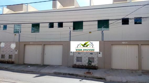 Casa Geminada Com 3 Quartos Para Comprar No Riacho Das Pedras Em Contagem/mg - 159