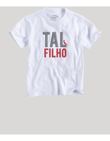 Camiseta Reserva Mini Tal Filho Reserva Mini
