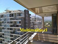 Mallas De Proteccion, Seguridad En Terrazas Y Balcones