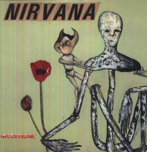 Vinilo Nirvana Incesticide [20th Ann. 45rpm Ed.]lp Importado