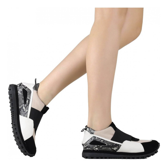 Tênis Zariff Shoes Casual Tratorado 7638-18777