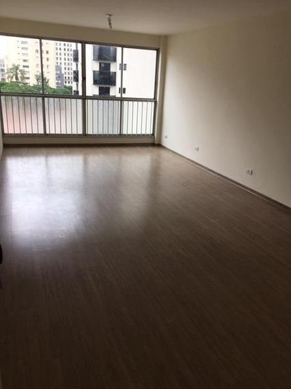 Apartamento Em Indianópolis, São Paulo/sp De 130m² 3 Quartos À Venda Por R$ 1.060.000,00 - Ap197596