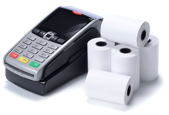 Rollos Papel Termico Para Impresoras De Banca Verifophone