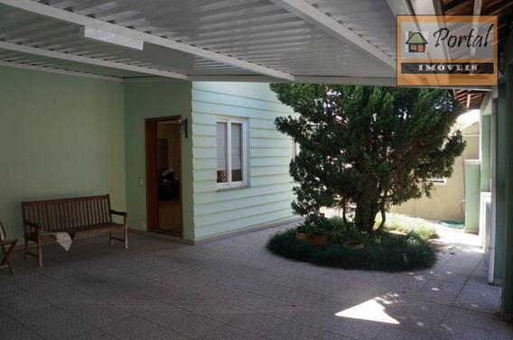 Casa Com 3 Dormitórios (2 Suítes) No Bairro Jardim Guanciale Em Campo Limpo Paulista-sp - Ca0413
