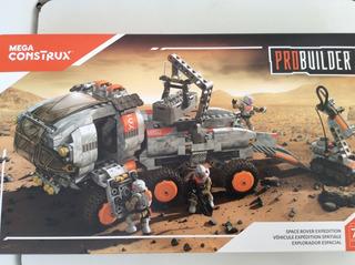 Mega Construx Probuilder Space Rover Expedition / 706 Piezas