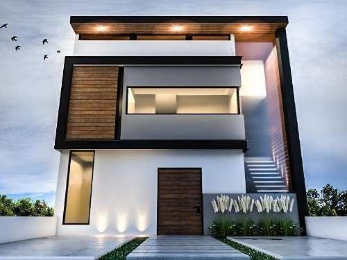Casa Nueva Con 4 Habitaciones, En Privada Con Alberca En Juriquilla