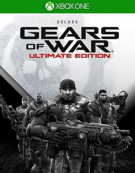 Gears Of War: Ultimate Edition - Xbox One Mídia Digital