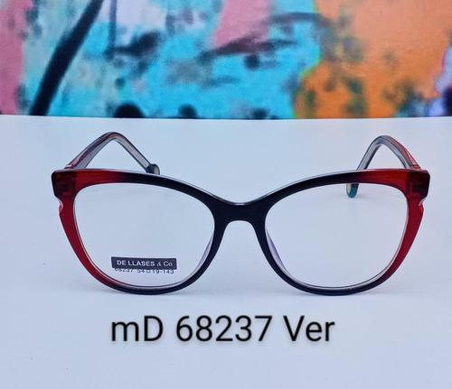 Imagem 1 de 2 de Armação De Óculos Dellases & Co.feminino